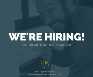 We're Hiring! Senior Manufacturing Automation Engineer Jobs in Indiana